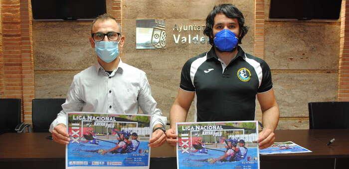 100 palistas se darán cita en Valdepeñas en el Torneo de la XXII Liga Nacional de Kayak Polo