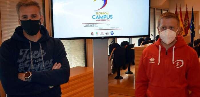 Ciudad Real acogerá un campus de tecnificación  de patinaje con formadores internacionales