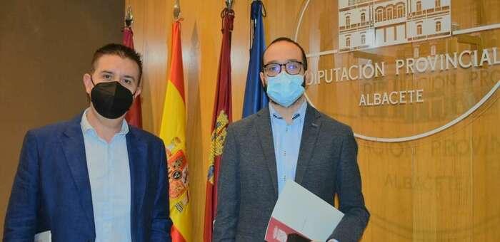 La Diputación de Albacete pone 1.200.000 € a disposición de los Ayuntamientos para acondicionar y mejorar caminos rurales municipales