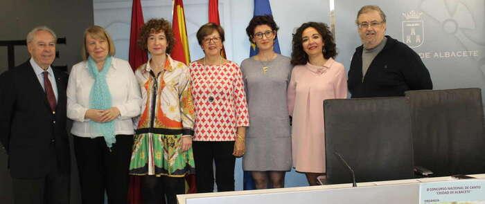 """Presentada la segunda edición del Concurso Nacional de Canto """"Ciudad de Albacete"""""""