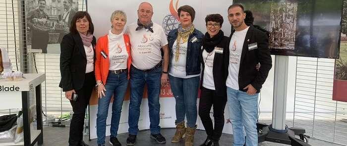 Una delegación albaceteña acude a Coutellia, la feria cuchillera de Thiers, para promocionar nuestra ciudad como Capital Mundial de la Cuchillería