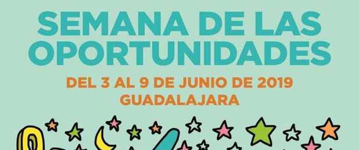Cerca de un centenar de comercios de Guadalajara participarán en la Semana de las Oportunidades 2019