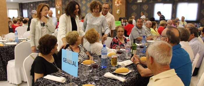 El Centro de Mayores de Alcázar celebró su fin de curso