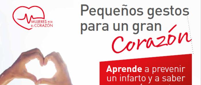 """En marcha en Alcázar de San Juan la campaña de Salud cardiovascular en Mujeres """"Mujeres por el Corazón"""""""
