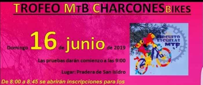 Este domingo se disputa en Miguel Esteban el Trofeo MTB Charcones Bikes