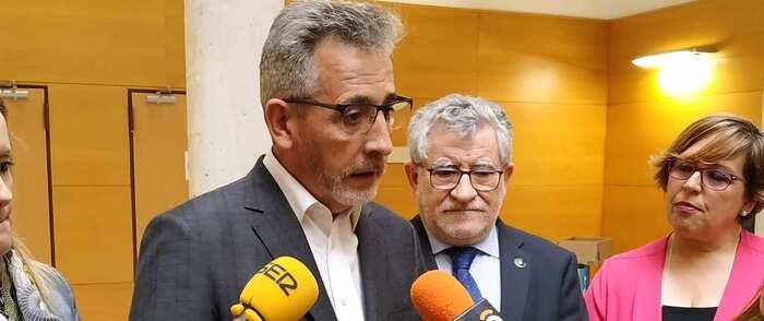 Martín y Felpeto clausuran en Valdepeñas las jornadas contra el absentismo 'Cero sillas vacías'
