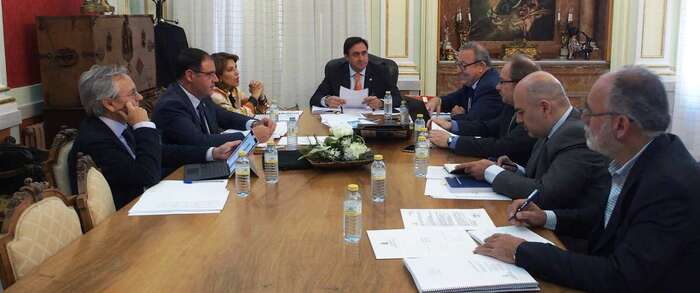La Comisión Ejecutiva del Consorcio Ciudad de Cuenca inicia la adjudicación de la rehabilitación del Alfar de Pedro Mercedes