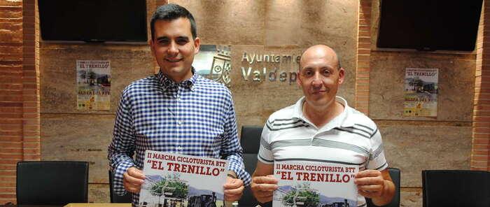 Últimas inscripciones desde Valdepeñas para la II Marcha Cicloturista BTT 'El Trenillo'