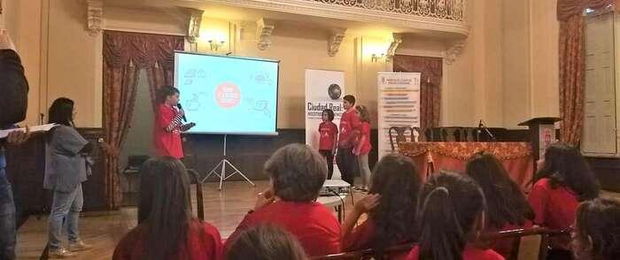Alcázar participa en el Encuentro Internacional del Programa ¡Nosotros Proponemos!