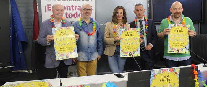 """Rosa González anima a los albaceteños a disfrutar de las actividades programadas con motivo de la celebración de la """"Noche Mágica"""""""