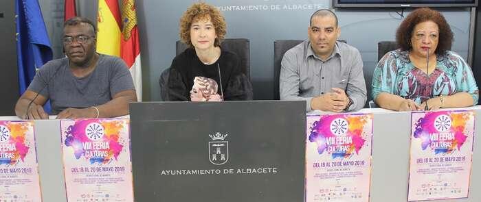 El Recinto Ferial acogerá la VIII Feria de las Culturas con un gran número de actividades que enseñarán la diversidad cultural de Albacete