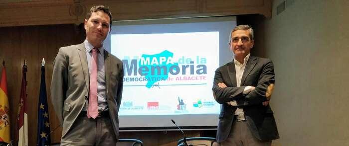 La Diputación y la UCLM desarrollan un portal web en el que se documenta la 'memoria democrática' de la provincia de Albacete