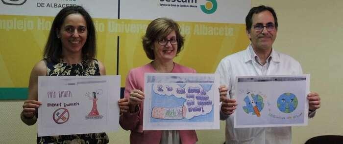Cerca de 3.500 estudiantes de secundaria de toda la región han participado en el programa 'Clase sin humo'