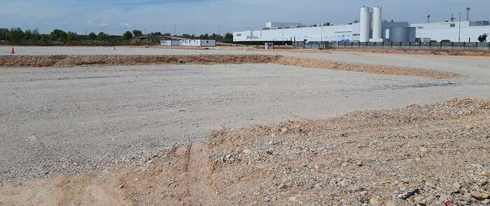 Merlin Properties planea la construcción de una nave logística en Azuqueca de 98.000 metros cuadrados en la que trabajarían 300 personas