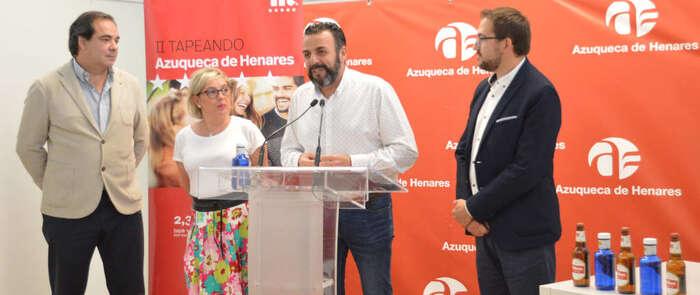 'Tapeando Azuqueca' se celebrará los dos últimos fines de semana de junio