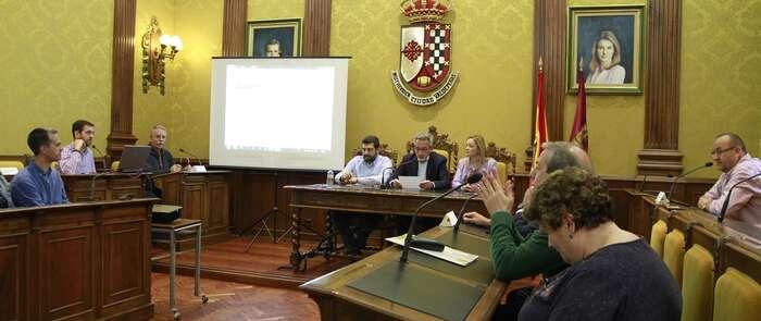 Celebrado en Valdepeñas el sorteo de mesas electorales para los comicios municipales, autonómicos y europeos