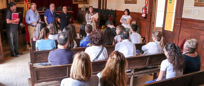 Seis alumnos del  Almodóvar del Campo podrán perfeccionar su inglés este verano
