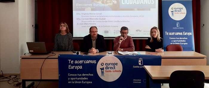 El Gobierno regional destaca la necesidad de los fondos europeos en la lucha contra la despoblación