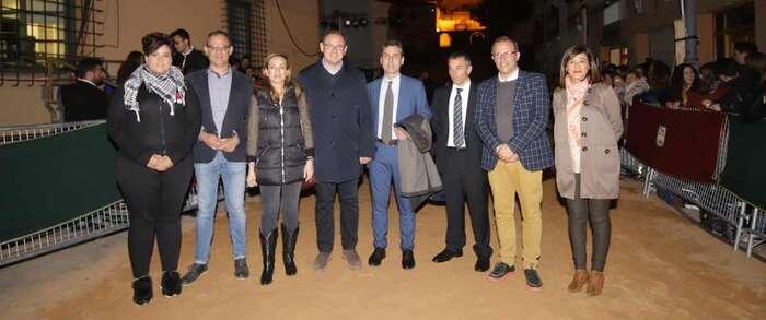 El delegado del Gobierno destaca el trabajo de la ciudadanía de Almansa en las Fiestas Mayores de Interés Turístico Internacional