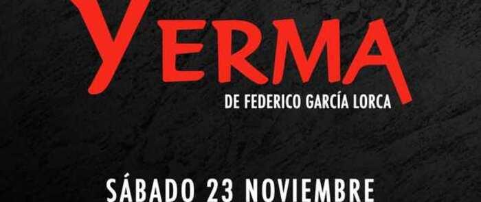Yerma en el Cine Teatro municipal de Pedro Muñoz