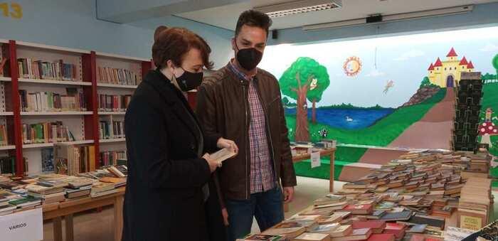 Continúa en Socuéllamos la iniciativa 'Biblioteca Solidaria' con gran éxito de participación.