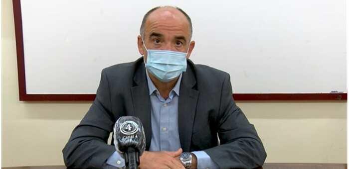 El Alcalde informa de las medidas que se adoptan en Villarrobledo dentro del nivel 2 decretado por sanidad.
