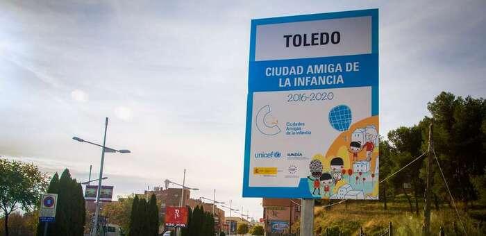 Renuevan el reconocimiento a Toledo como Ciudad Amiga de la Infancia por Unicef para el período 2021-2025