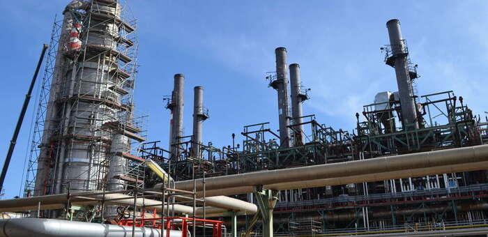 Repsol apuesta por la tecnología y la innovación en la parada del área Química del Complejo Industrial de Puertollano