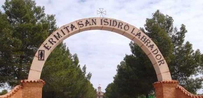 San Isidro recupera sus actos, limitados por la pandemia en La Solana