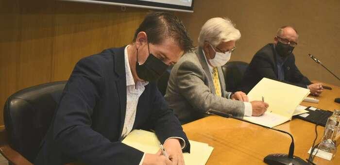 La Red Castellano Manchega de Desarrollo Rural (RECAMDER) se suma al uso de la Plataforma de Administración Electrónica de la Diputación de Albacete, Sedipualb@