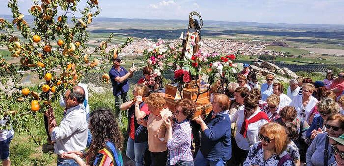 Canceladas las romerías de mayo que jalonan el amplio término municipal de Almodóvar del Campo