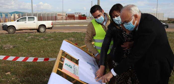 En marcha las obras del nuevo polígono del Sector 5