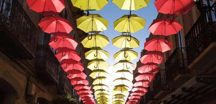 Valdepeñas abrirá sus paraguas este verano para potenciar el comercio y la hostelería