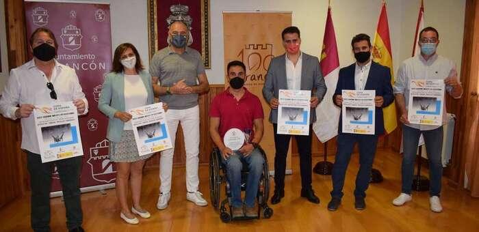 El Gobierno regional destaca que Castilla-La Mancha vuelva a acoger una prueba nacional de ciclismo adaptado