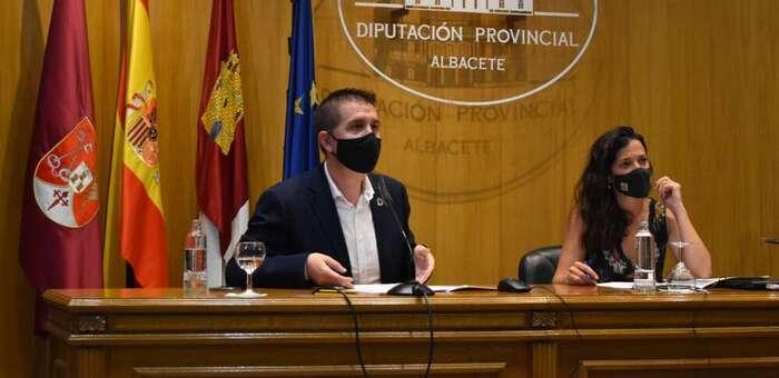 La Diputación de Albacete presenta dos iniciativas para apoyar al sector turístico de la provincia de Albacete