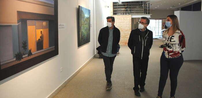 'Volver a EmocionArte', las fases que vivimos en la pandemia vistas a través del arte en Valdepeñas