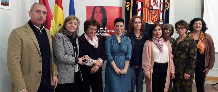 Mar Álvarez coordina en Ciudad Real un encuentro sobre los Protocolos de Actuación y el Pacto de Estado contra la Violencia sobre la Mujer