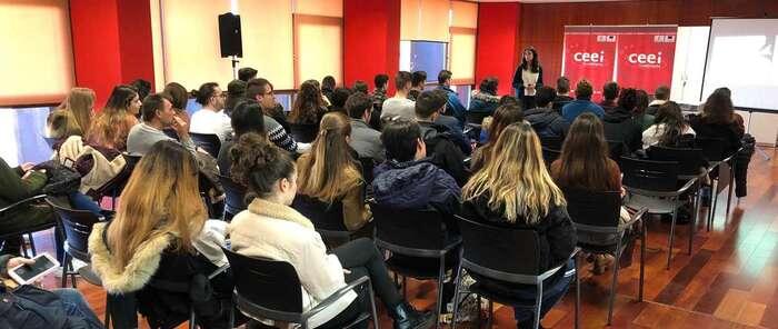 2019 comienza con dos nuevos talleres de emprendimiento en el CEEI de guadalajara