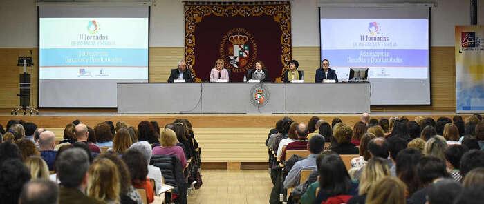 II Jornadas de Infancia y Familia 'Adolescencia: Desafíos y Oportunidades' en el Campus de la Fábrica de Armas de la UCLM en Toledo