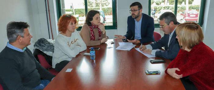El Gobierno de Castilla-La Mancha apuesta por el CIFP 'Virgen de Gracia' como motor de desarrollo para la comarca de Puertollano
