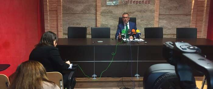 El ayuntamiento de Valdepeñas contrató durante los últimos 4 años a 4.203 personas