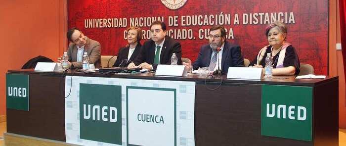 El Ayuntamiento de Cuenca colabora en la celebración del curso 'Modelo de Atención Integral y Centrada en la Persona'