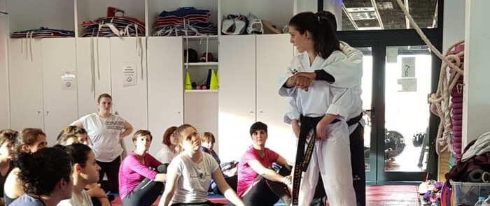 El Ayuntamiento de Valdepeñas inicia los talleres de defensa personal femenina