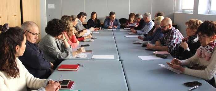 El alcalde de Albacete agradece a las asociaciones socio-sanitarias y de personas con discapacidad de Albacete su labor incansable y comprometida