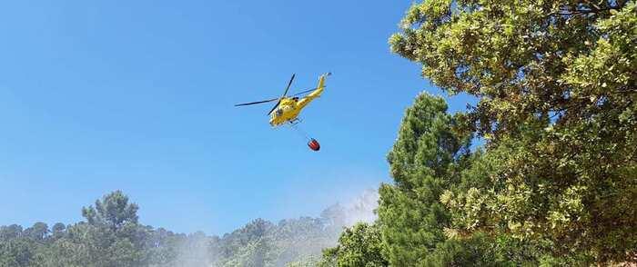 Castilla-La Mancha amplía los medios de extinción de incendios forestales durante la Semana Santa