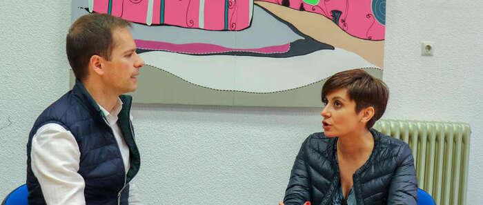 """Isabel Rodríguez comienza los encuentros con el sector educativo para """"crear sinergias entre innovación energética y formación en Puertollano"""""""