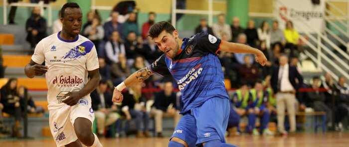 El Manzanares FS Quesos El Hidalgo recibe este sábado al Barça B