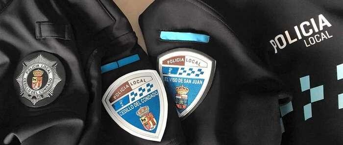 Más seguridad en Cedillo del Condado y El Viso de San Juan con la unión de su policía local
