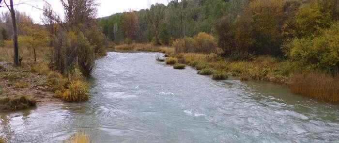 Nuevo espacio para la pesca deportiva en Cuenca