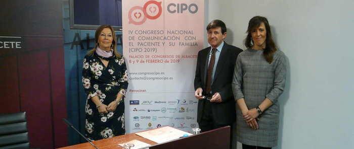 """Albacete acoge la IV edición del """"Congreso Nacional de Comunicación con el Paciente y su Familia"""" (CIPO 2019)"""